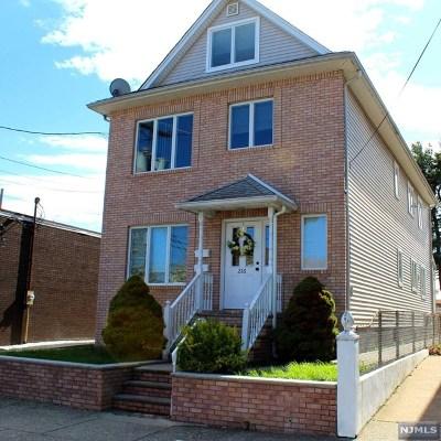 Wallington NJ Multi Family 2-4 For Sale: $539,900