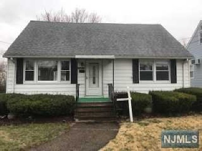 Clifton Single Family Home For Sale: 19 Wheeler Street