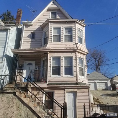 Passaic County Multi Family 2-4 For Sale: 236-238 Kearney Street