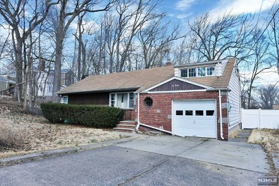 Hackensack Single Family Home For Sale: 290 Poplar Avenue