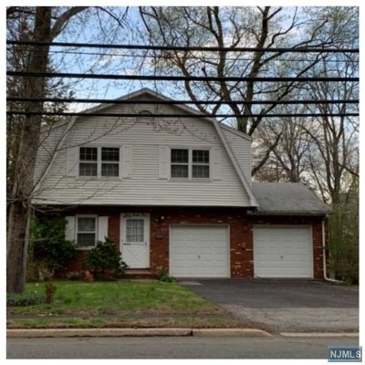 Oradell Single Family Home For Sale: 784 Oradell Avenue
