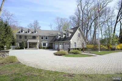 Wyckoff Single Family Home For Sale: 537 Franklin Avenue