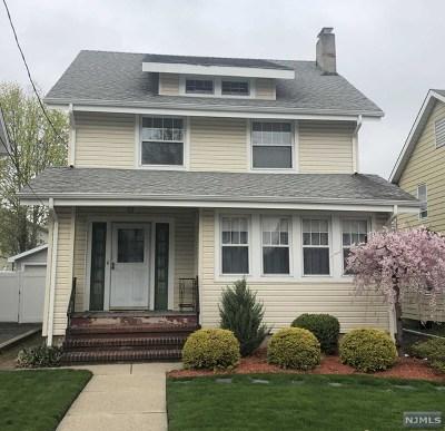 Bogota Single Family Home For Sale: 203 Maplewood Avenue