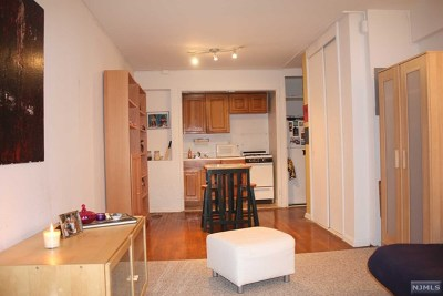 Fort Lee NJ Condo/Townhouse For Sale: $92,500