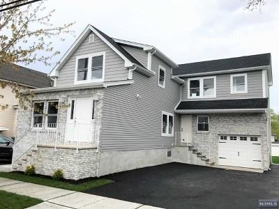 Lyndhurst Single Family Home For Sale: 281 Green Avenue