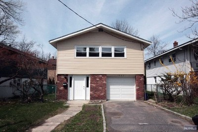 Fort Lee Single Family Home For Sale: 1423 13th Street