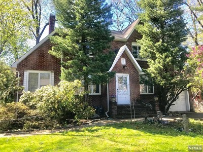 Fort Lee Single Family Home For Sale: 1119 Palisade Avenue