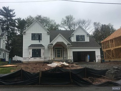 Ho-Ho-Kus Single Family Home For Sale: 317 Ardmore Road
