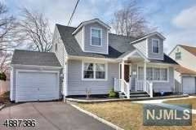 Fair Lawn Single Family Home For Sale: 0-06 26th Street