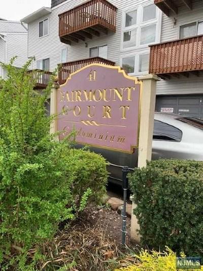 Hackensack Condo/Townhouse For Sale: 41 Fairmount Avenue #19b