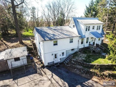 Ramsey Single Family Home For Sale: 471 Island Road