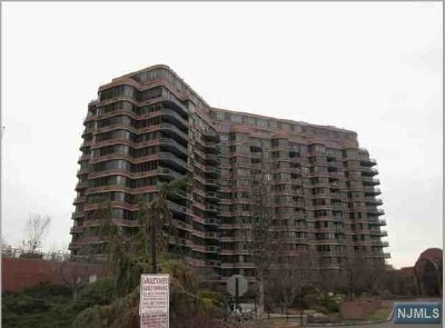 Cliffside Park Condo/Townhouse For Sale: 100 Winston Drive #15fn