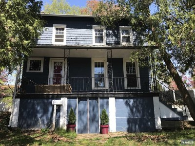 New Milford Single Family Home For Sale: 161 New Bridge Road