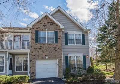Mahwah Condo/Townhouse For Sale: 362 Catskill Court
