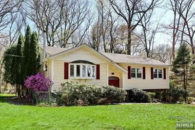 Ramsey Single Family Home For Sale: 71 West Cedar Place