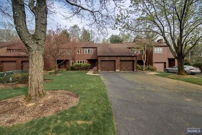 Mahwah Condo/Townhouse For Sale: 19 Romopock Court
