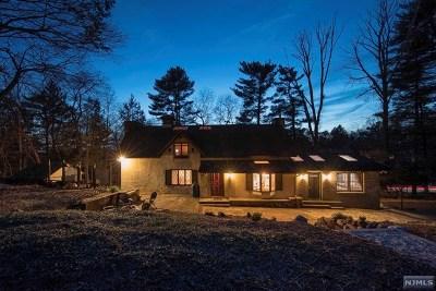Ho-Ho-Kus Single Family Home For Sale: 50 Jacquelin Avenue