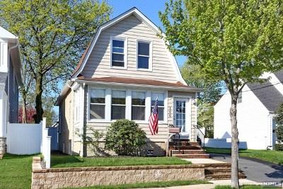 Lyndhurst NJ Single Family Home For Sale: $337,000