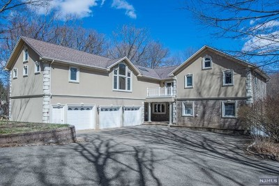 West Milford Single Family Home For Sale: 45 Pond View Drive