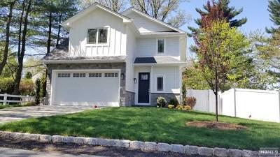 Tenafly NJ Single Family Home For Sale: $1,099,000