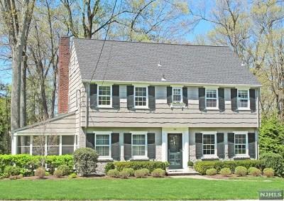 Ridgewood NJ Single Family Home For Sale: $1,150,000