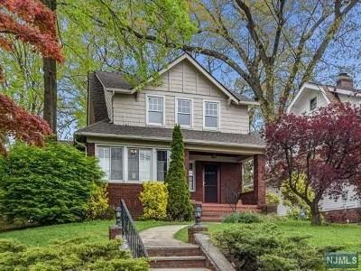 Essex County Single Family Home For Sale: 265 Union Avenue
