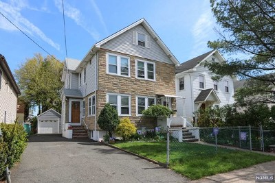 Teaneck Multi Family 2-4 For Sale: 297 Degraw Avenue