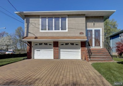 Fair Lawn Single Family Home For Sale: 13-02 2nd Street