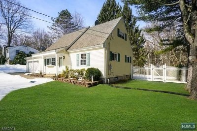 West Milford Single Family Home For Sale: 60 Morris Avenue