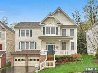 Oakland Single Family Home For Sale: 5 Winding Ridge