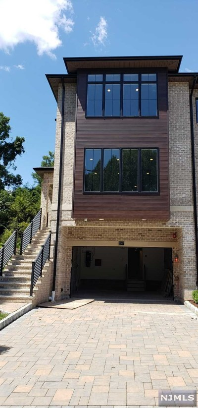 Fort Lee Condo/Townhouse For Sale: 1511 12th Street
