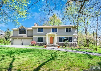 Hillsdale Single Family Home For Sale: 80 Wierimus Lane