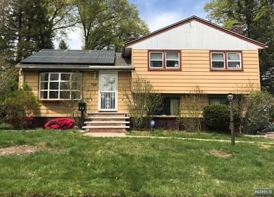 Saddle Brook Single Family Home For Sale: 50 Kuhn Drive
