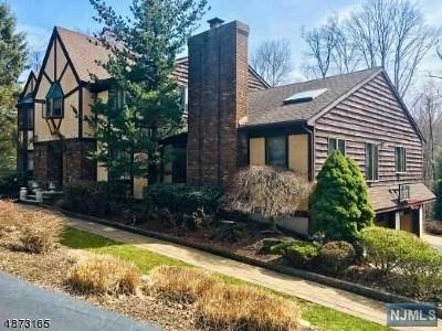 Morris County Single Family Home For Sale: 3 Sunrise Terrace
