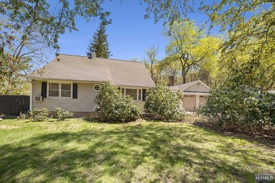 Oakland Single Family Home For Sale: 123 Long Hill Road