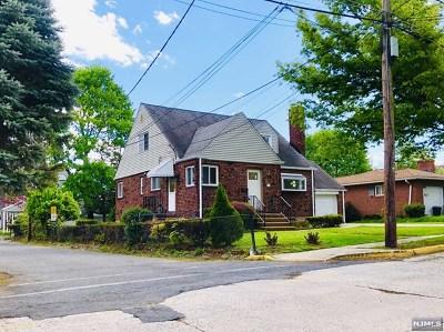 Ridgefield Park Single Family Home For Sale: 145 Arthur Street