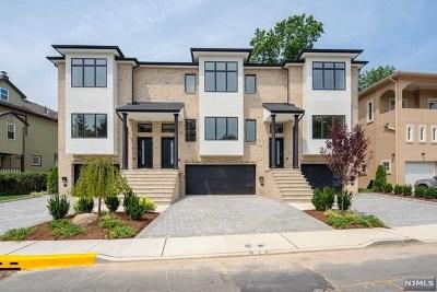 Cliffside Park Condo/Townhouse For Sale: 795 West End Avenue