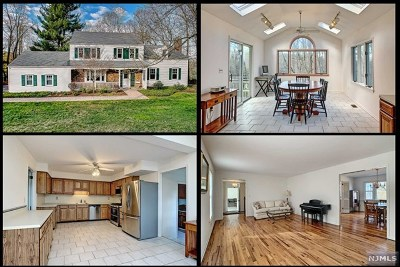 Morris Township Single Family Home For Sale: 26 Lynnfield Drive