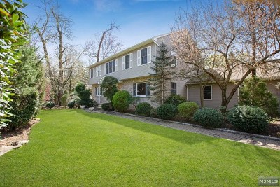 Closter Single Family Home For Sale: 94 High Street