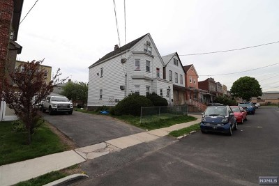 Cliffside Park Multi Family 2-4 For Sale: 230 Washington Place