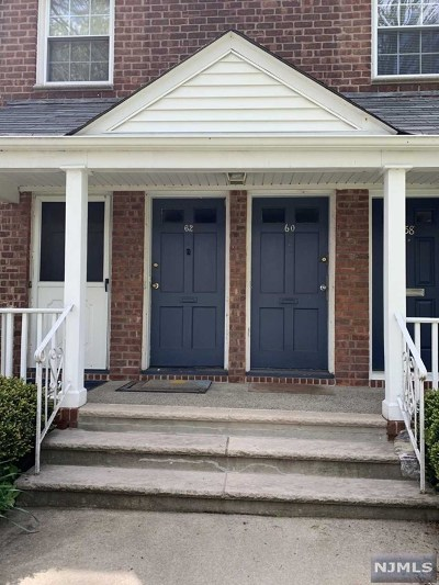 Rutherford Condo/Townhouse For Sale: 62 Clark Court