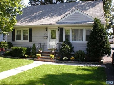 Carlstadt Single Family Home For Sale: 705 9th Street