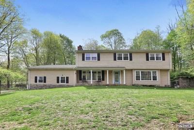 Wayne Single Family Home For Sale: 596 Terhune Drive