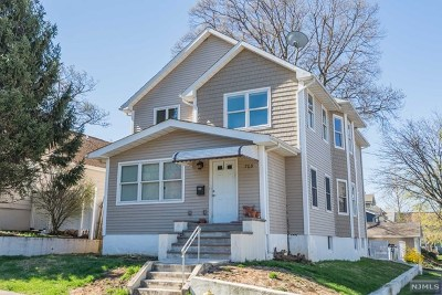 Clifton Multi Family 2-4 For Sale: 703 Gregory Avenue