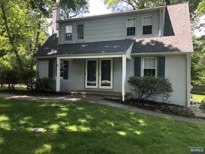 Upper Saddle River Multi Family 2-4 For Sale: 9 Cottage Lane