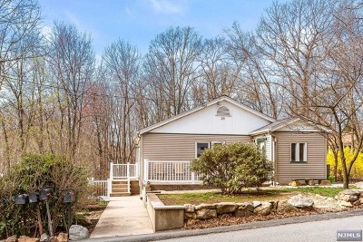 Morris County Single Family Home For Sale: 28 Homestead Road