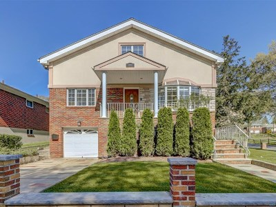 Fort Lee Single Family Home For Sale: 1081 Inwood Terrace
