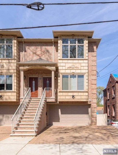 Cliffside Park Condo/Townhouse For Sale: 789 Inwood Terrace #B
