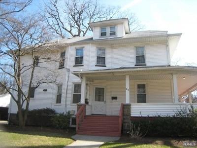 Ridgewood Multi Family 2-4 For Sale: 217 Highwood Avenue