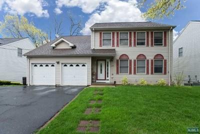 River Edge Single Family Home For Sale: 298 Kinderkamack Road